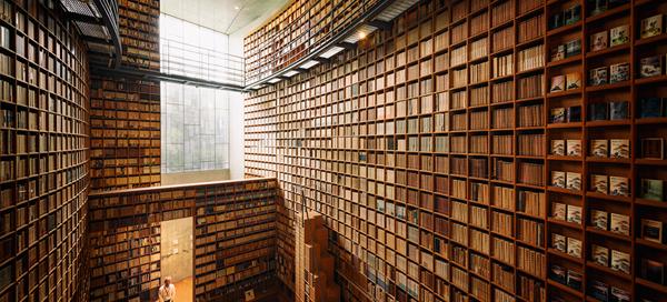 beautiful-library
