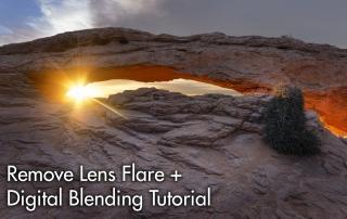 lens flare tutorial