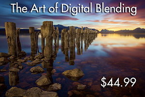 digital blending 300