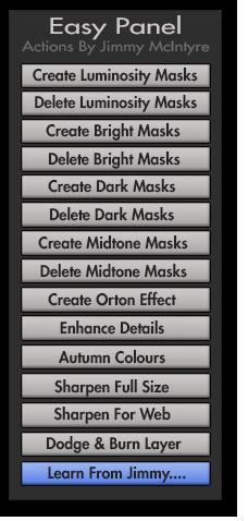 easy-panel-design