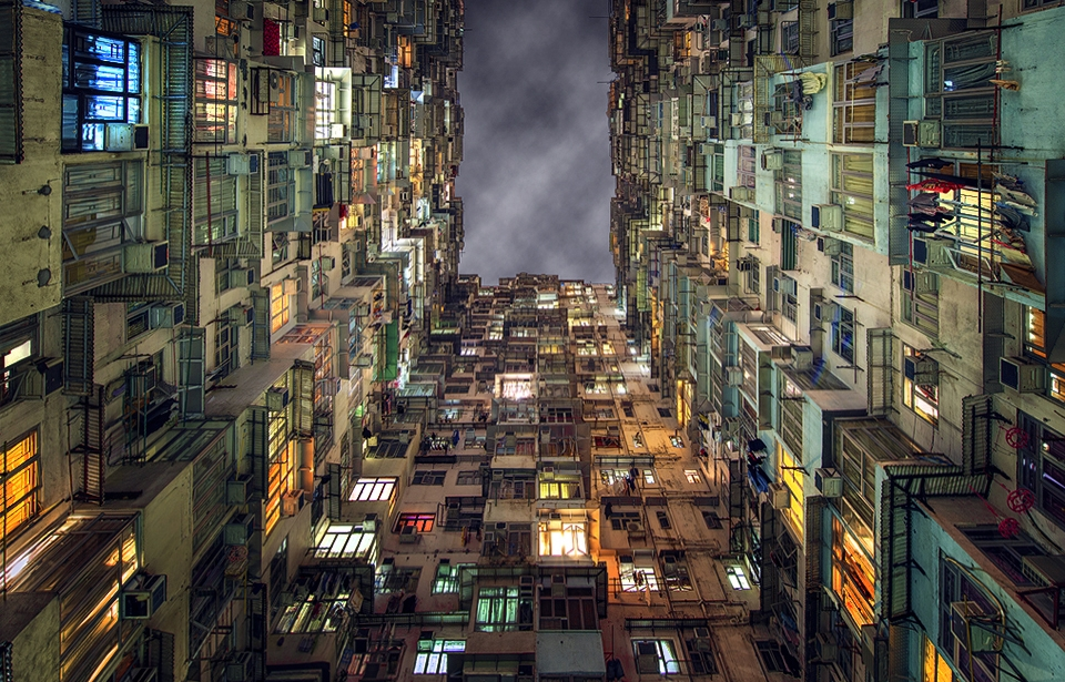 old apartments in Hong Kong quarry bay1