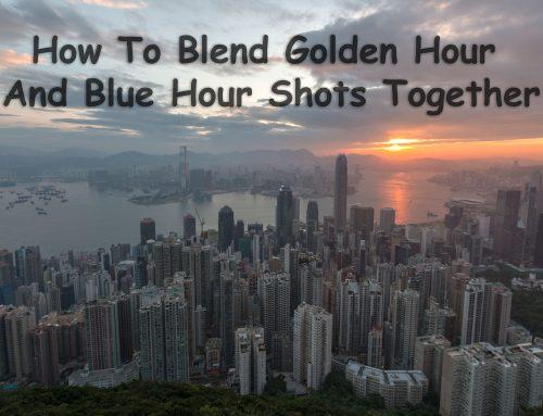 Quick Photoshop Secrets 11: (Luminosity Masks) Smoothly Blend Sunsets & Blue Hour Scenes