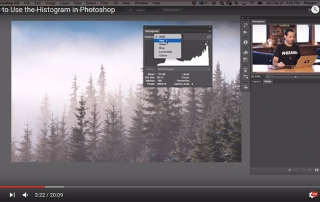 how to use histogram