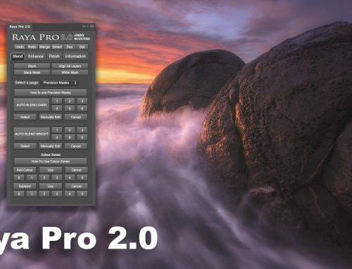 Preview Raya Pro 2.0 (New Exposure Blending Tools and more..) – Out on February 23rd