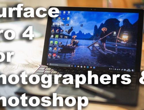 Surface Pro 4 Review For Photographers