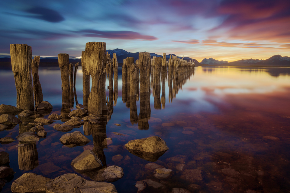 Add Warmth To a Sunset or Sunrise in Photoshop