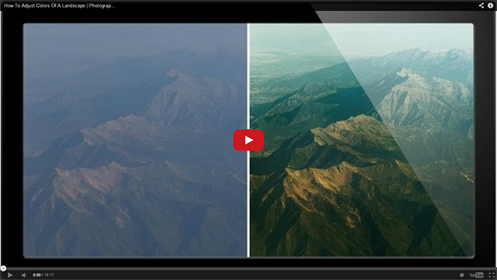 Video Tutorials – Tips for Taking Better Landscape Photos