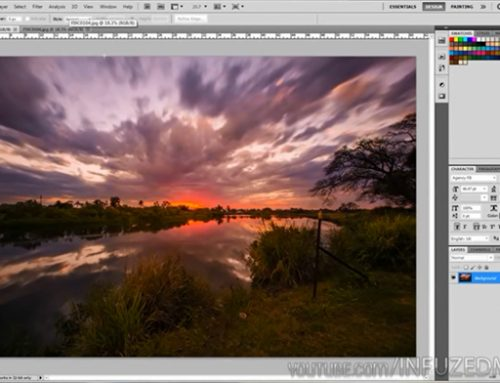 Using Lightroom To create Beautiful Landscape Photos