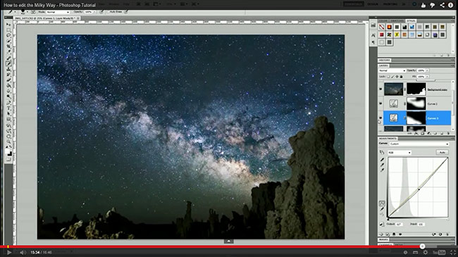 How To Photograph And Process The Milky Way