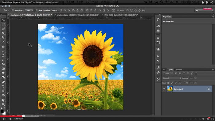 5 Awesome Techniques For Replacing A Sky In Photoshop