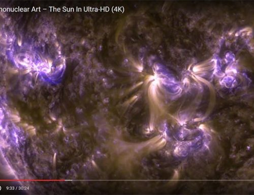 Striking Timelapse From NASA of The Sun As You've Never Seen It