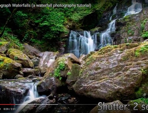 Tutorial – How to Photograph Waterfalls