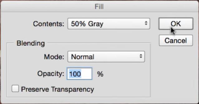 50% Gray