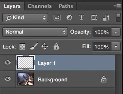 add a filter layer