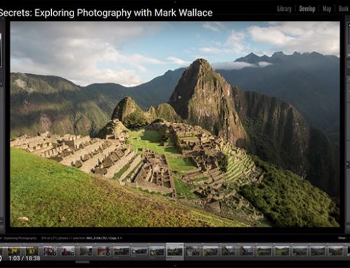 5 Lightroom Secrets: Exploring Photography with Mark Wallace