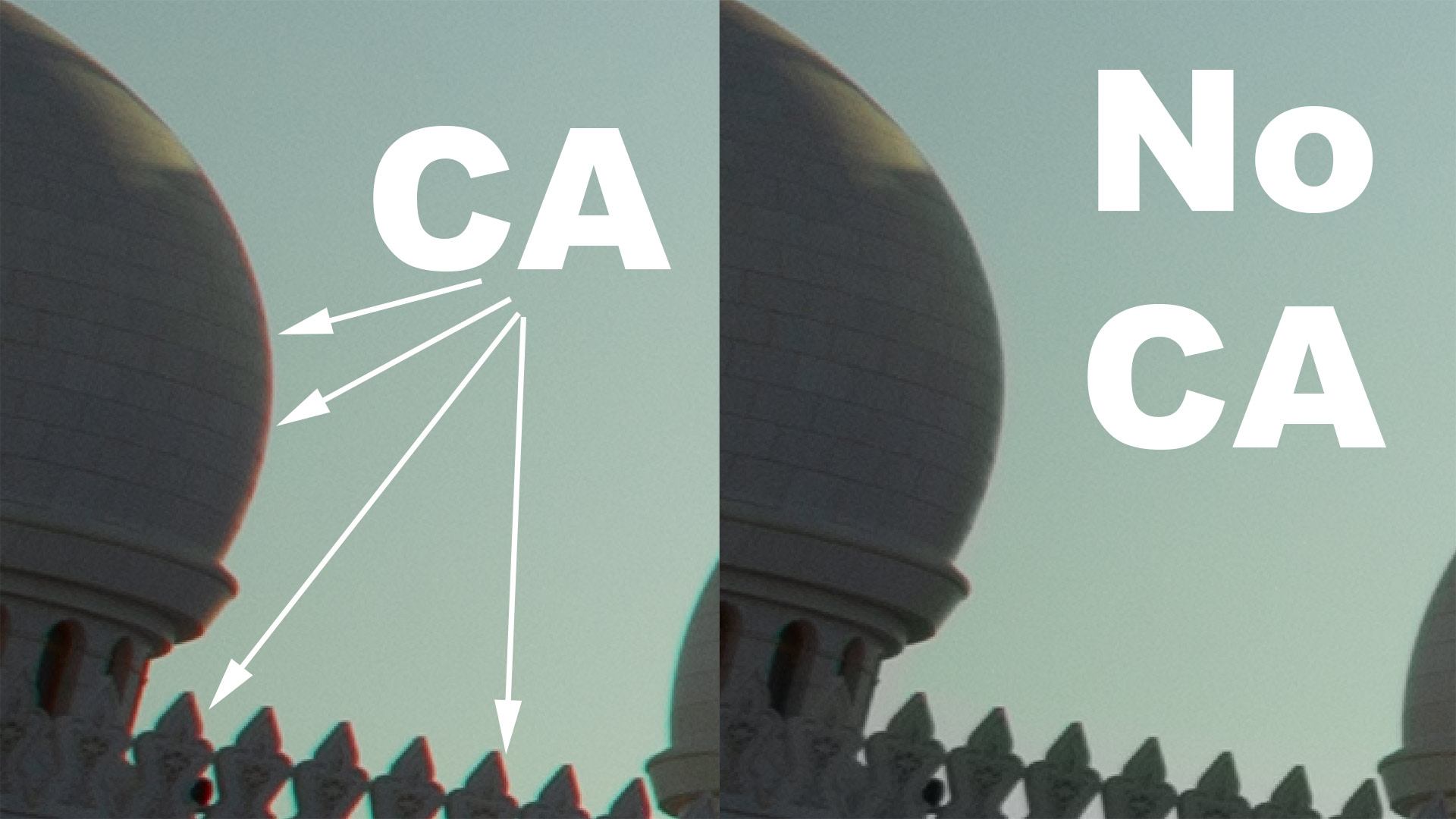 The ULTIMATE Way to Remove Chromatic Aberration (CA) in Photoshop