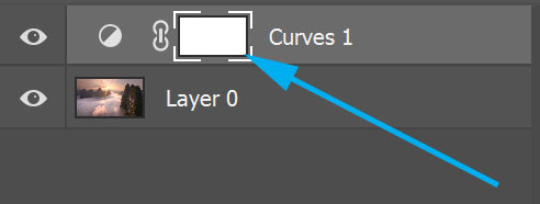photoshop layers panel mask