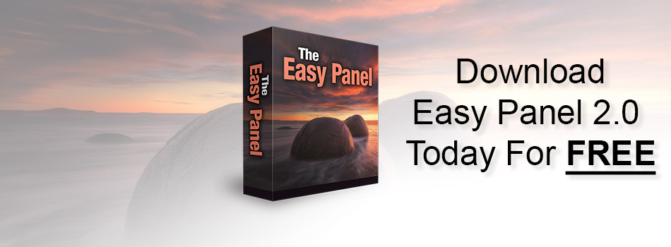 Free Easy Panel for Photoshop