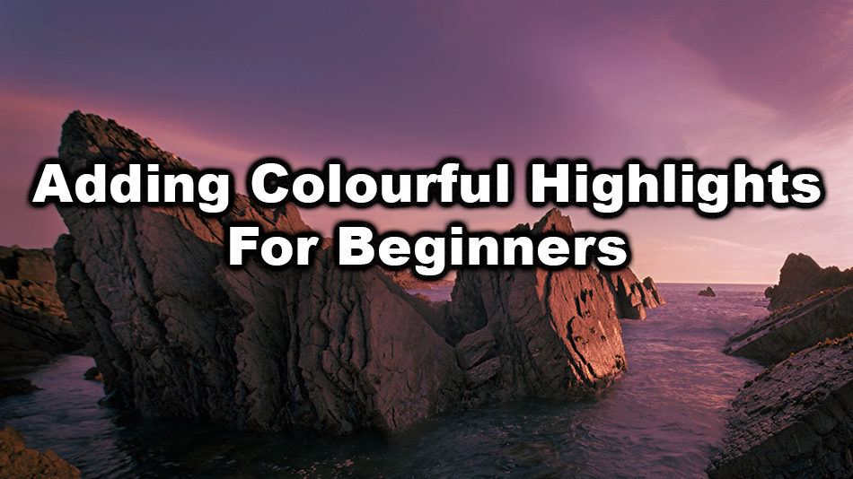 Add Colour to Highlights in Photoshop