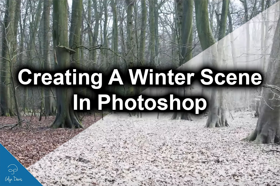 How To Create a Snow Scene in Photoshop