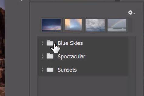 add a new sky