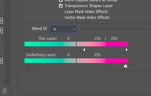 colour saturation