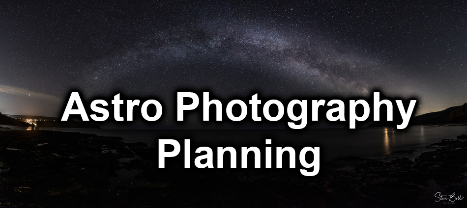 Astrophotography Planning