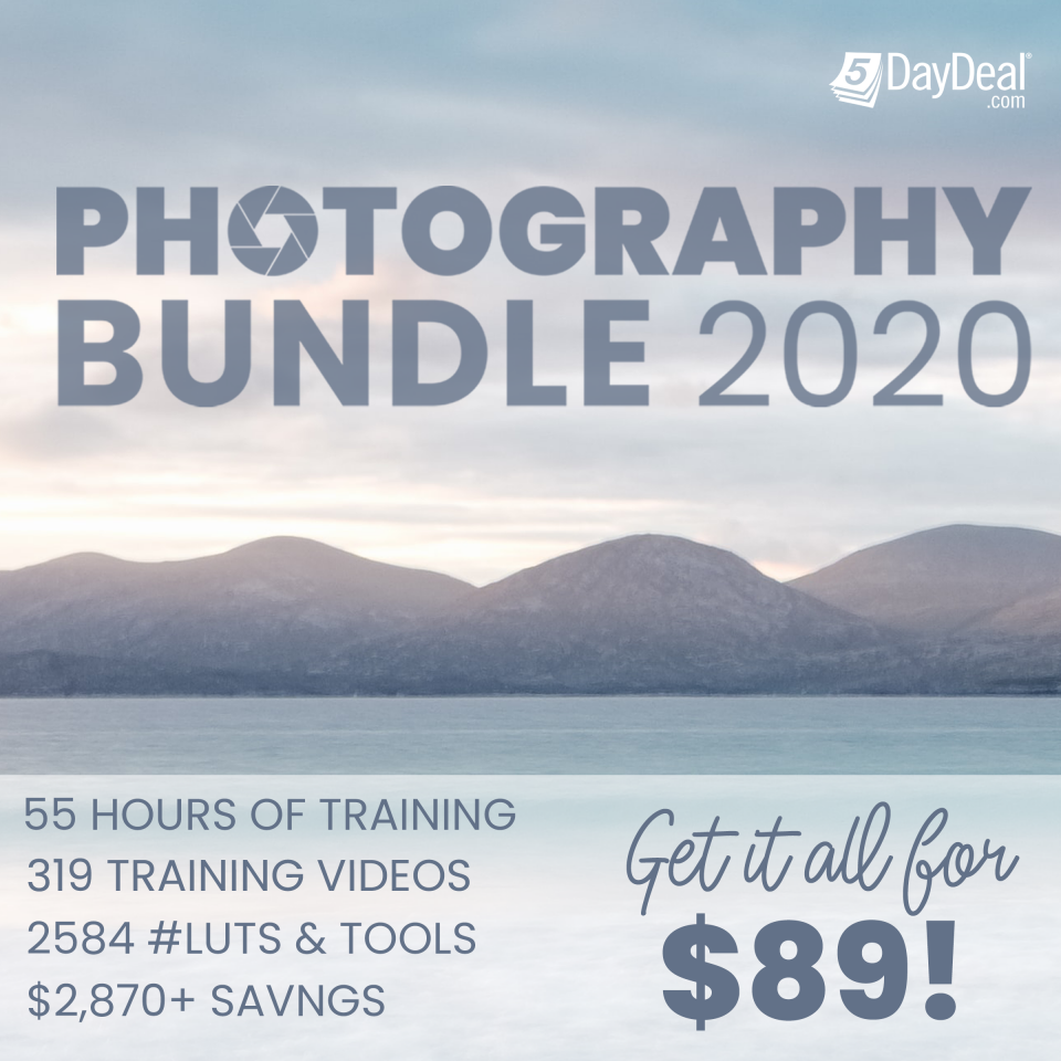 5 Day Deal Photography