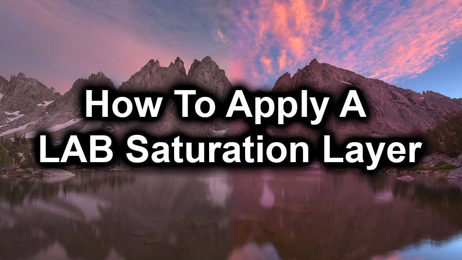 LAB Saturation Layer