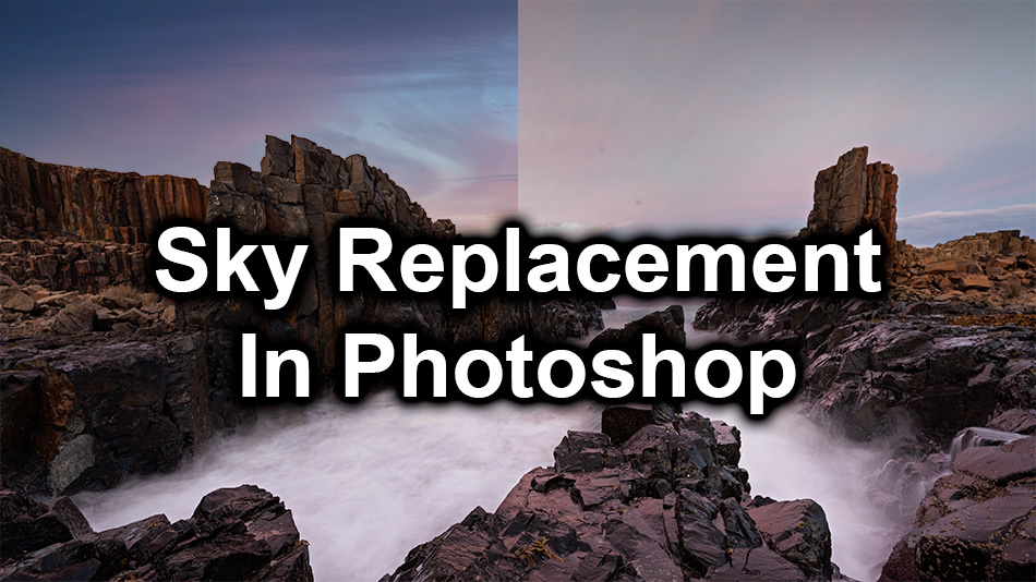 Photoshop Sky Replacement 2021