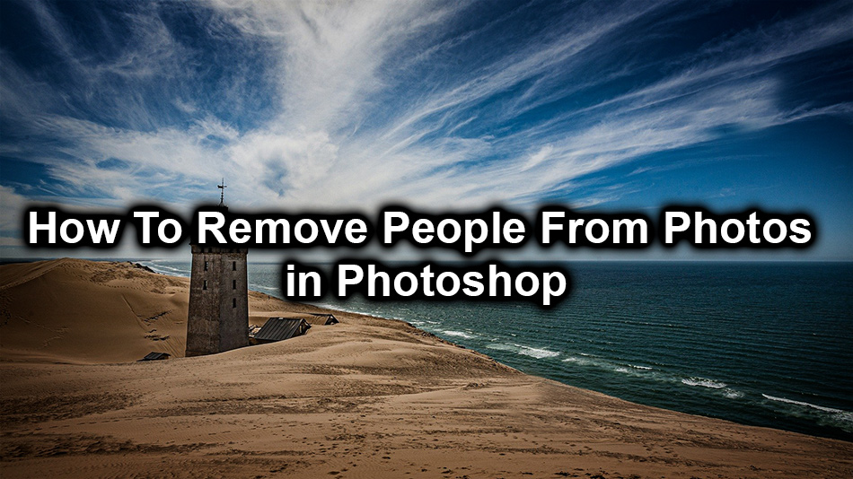 How to Remove People from Photos