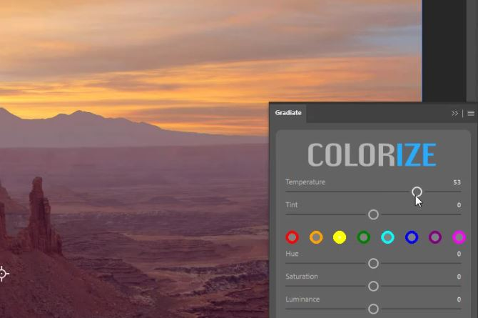 Balance Colour in Photoshop Using Gradiate