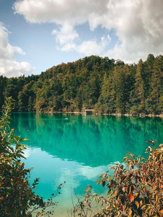 Photoshop Edit To Make Water Blue