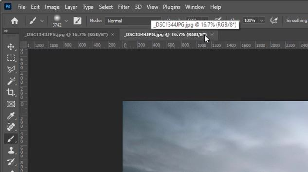 How To Open Multiple Images in Photoshop