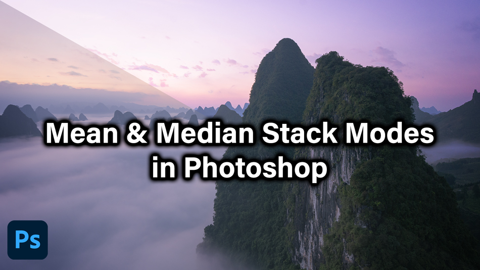 Difference Between Mean and Median Stack Modes