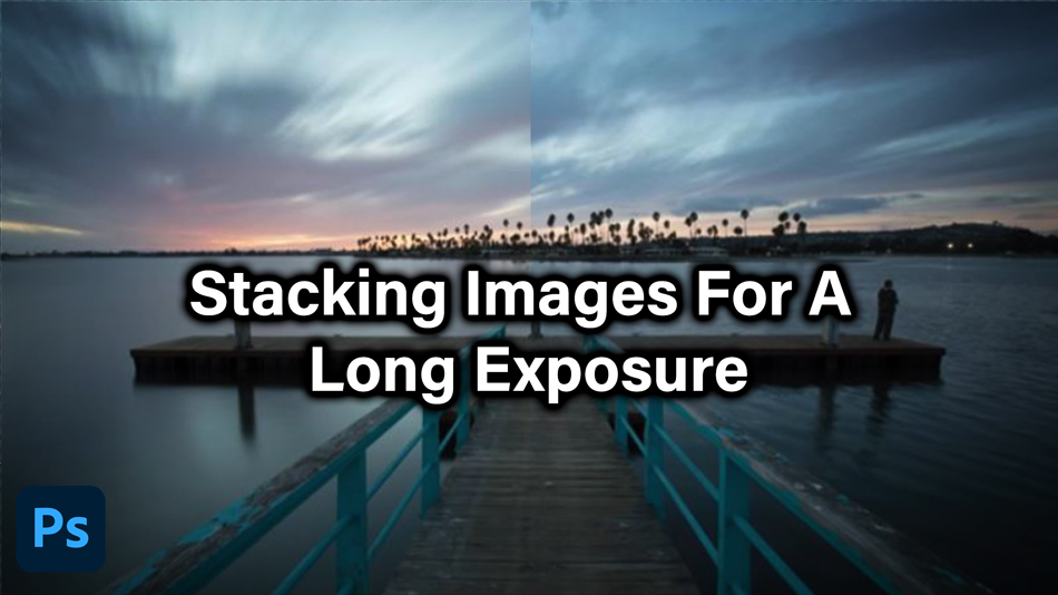 Stacking Images For a Long Exposure