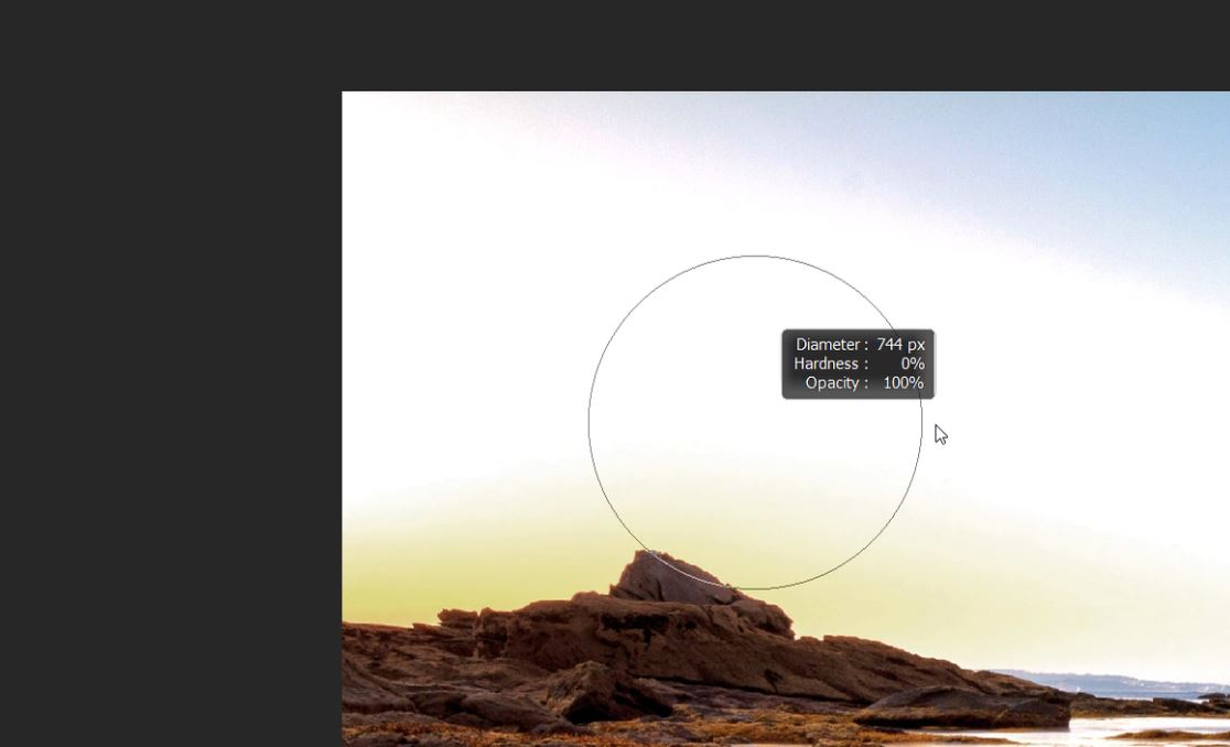 Overexposed Foregrounds in Photoshop