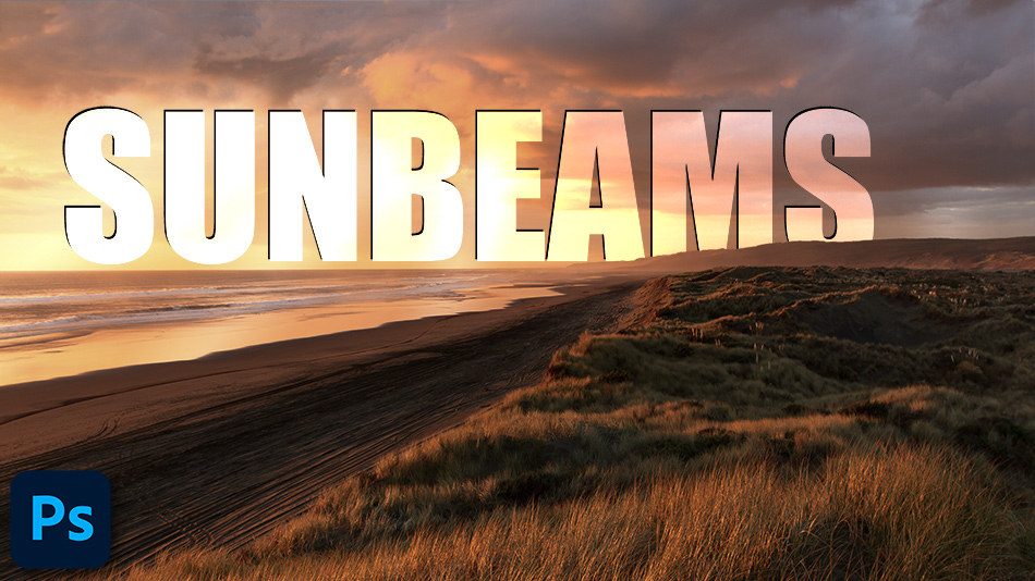 Add Sunbeams To An Image Using Photoshop