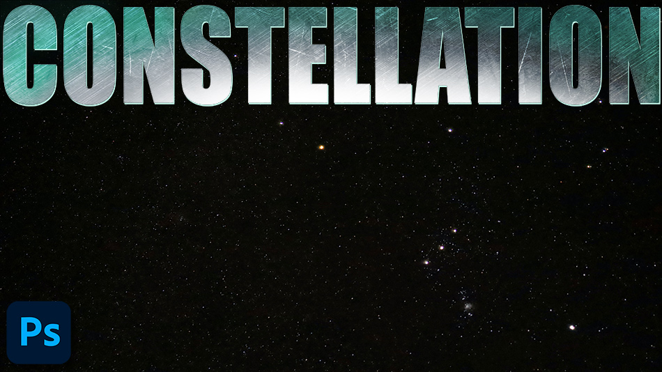 How To Make A Constellation Stand Out Using Photoshop