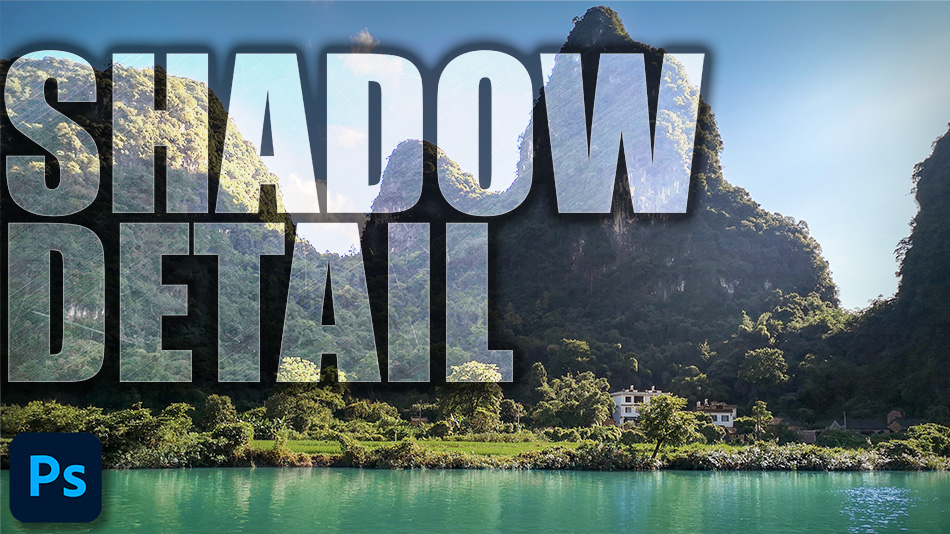 How to Recover Shadow Details in Photoshop