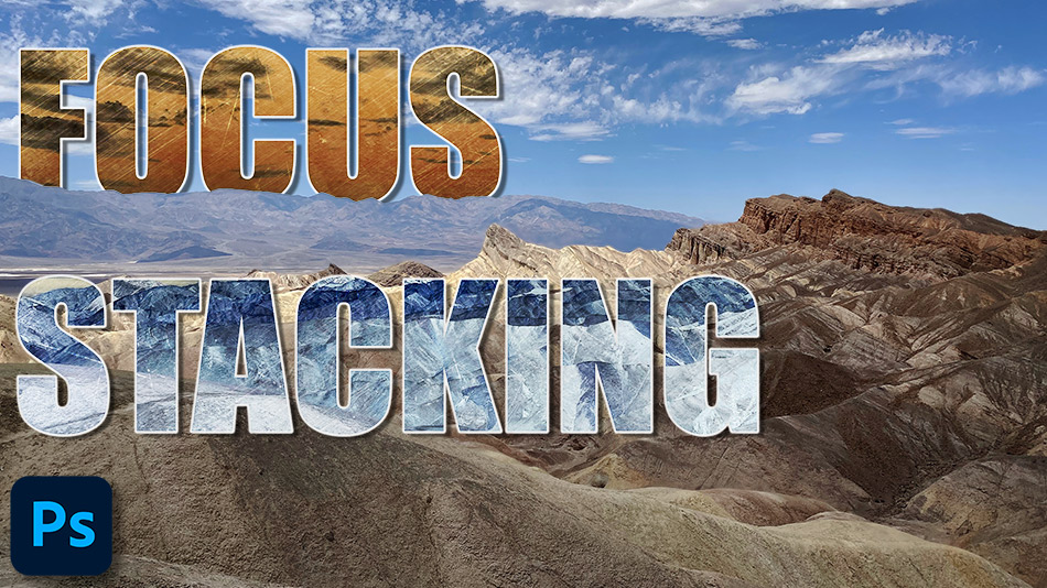 How to Auto Focus Stack using Photoshop