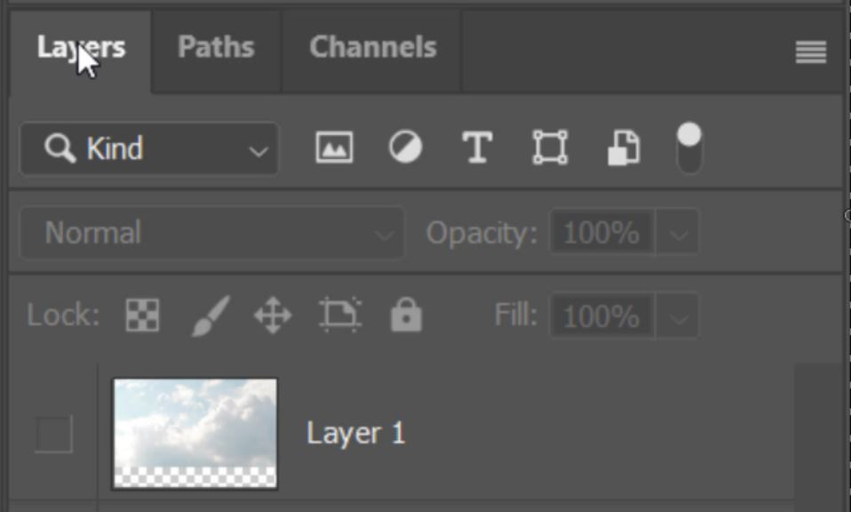 making clouds in photoshop