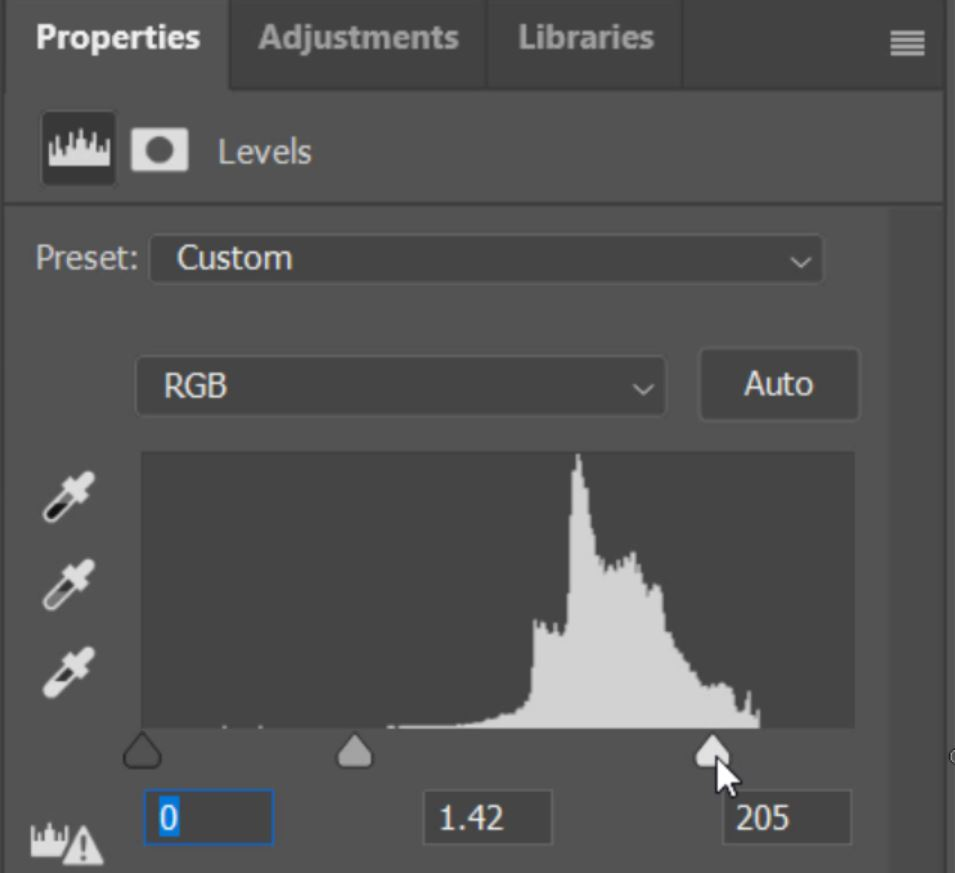 recover highlights in photoshop