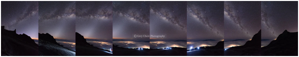 How to plan & capture the full arch of the Milky Way