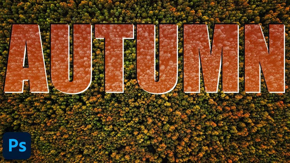 How to Turn Forests into Autumn Colours in Photoshop
